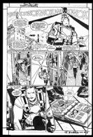 Tom Strong, Comic Art