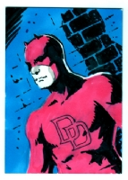 Daredevil, Comic Art