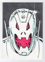 Ultron, Comic Art