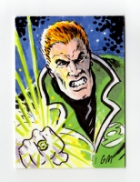 Guy Gardner, Comic Art