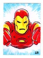 Classic Iron Man, Comic Art