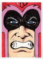 Magneto, Comic Art