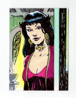 Madame Xanadu, Comic Art