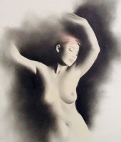 Shadow Nude, Comic Art