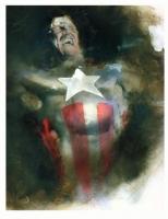 Captain America Legend, Comic Art