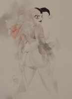 SEXY HARLEY QUINN, Comic Art