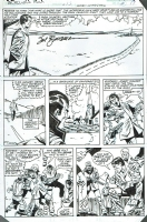 Incredible Hulk 273 pg 13 by Sal Buscema, 1982 Comic Art