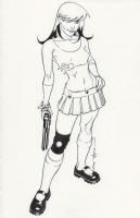 Laci Commission!!  (Part the Second) Comic Art