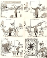 Don Martin  The Impressionist  Comic Art