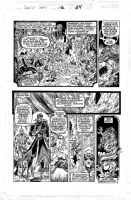 Iron Fist Vol. 2 (1996 miniseries) #2, page 24 by Robert Brown (AKA REB)  Comic Art