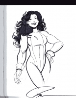 Paul Pelletier - She Hulk Comic Art