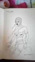 Hot Mummy by Mauro Padovani  Comic Art
