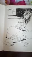 Hot Mummy by Guillem March Comic Art