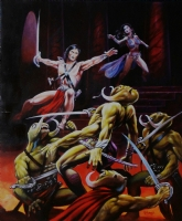 John Carter  Comic Art