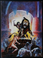 Tarzan  Altar of Opar  Comic Art