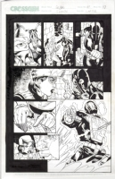 GI JOE 12 page 17 Comic Art