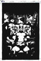 Legion 17 Cover by Kev Walker Comic Art