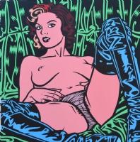 Marilyn Jess Comic Art