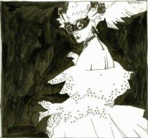 RYAN SOOK: MASQUERADE/MARDI GRAS Comic Art