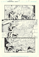 Batman & The Outsiders #03, Page 11, Comic Art