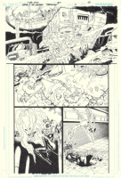 Batman & The Outsiders #03, Page 12, Comic Art