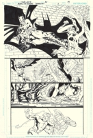 Batman & The Outsiders #03, Page 13, Comic Art