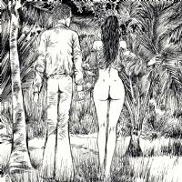 1978 - Emanuelle (Page - European BV) Comic Art