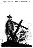 The Wicked West Vol. 1 (cover), Comic Art