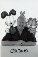 Jim Davis (Garfield) Comic Art
