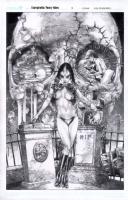 Vampirella Feary Tales 5 Comic Art