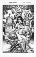 Vampirella Feary Tales 1 Comic Art