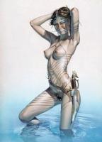 Hajime Sorayama - B06  Untitled  Comic Art