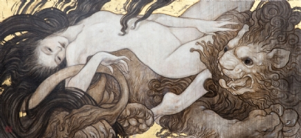 Rebecca Guay - Time and Chance Comic Art