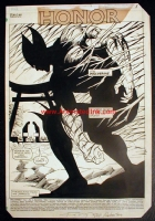 Frank Miller - Wolverine, Comic Art