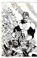 EVS - GL Rebirth # 2, Comic Art