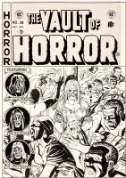 Vault of Horror #28 by Craig Comic Art