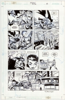 Darwyn Cooke - Catwoman #1 pg. 12 Comic Art