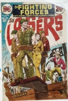 Our Fighting Forces 139 COVER ART LOSERS 1972 Pirate Color Guide - Joe Kubert  Comic Art