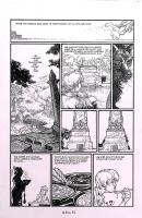 The Graveyard Book #1, pg. 11 Comic Art