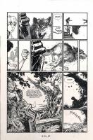 The Graveyard Book #1, pg. 14 Comic Art