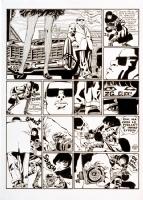 Valentina (1968), pg. 3 Comic Art