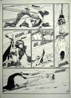 La Casa Matta, pg. 114 Comic Art