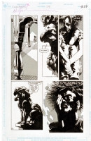 Sandman #24, pg. 19 Comic Art
