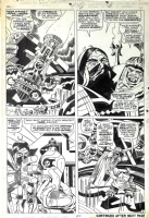Thor #142: We, who are about to die..., pg. 3 Comic Art