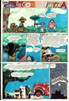La Comune Agricola, pg.1 Comic Art