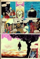 La Comune Agricola, pg. 2 Comic Art