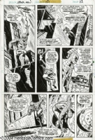 Amazing Spider-Man #151, pg. 22 Comic Art