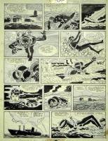 Les jouets du g�n�ral, pg. 21 Comic Art