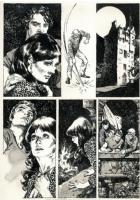 Vampirella: Wrathmore Curse 04_Jose Gonzalez Comic Art