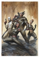 X-Force #2 (2014) Variant Cover Comic Art